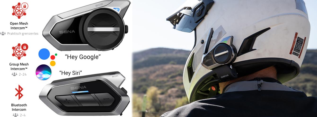 50S und 50R mit brandneuer Mesh 2.0 und Bluetooth 5 Technologie