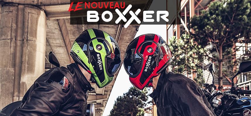New BoXXer Fiberglas