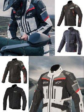 Motorradjacken Textil von Alpinestars
