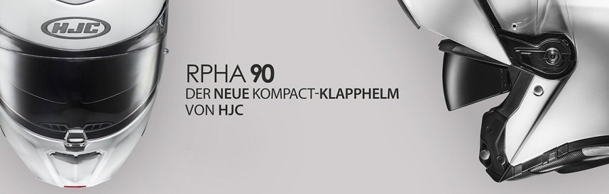RPHA 90 Klapphelme von HJC