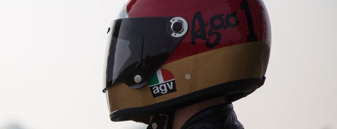 X3000 Integralhelme von AGV