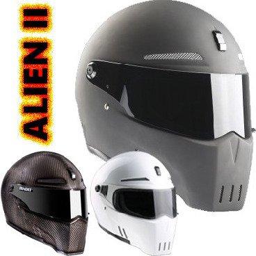 Bandit Alien 2 Integralhelm mit ECE