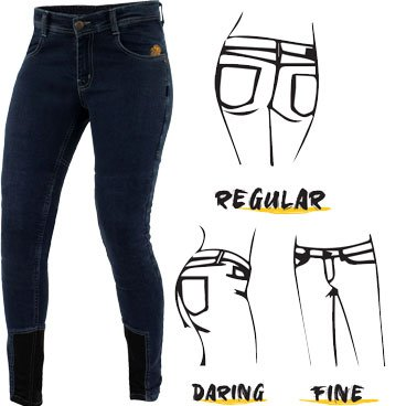 All Shape Damenjeans