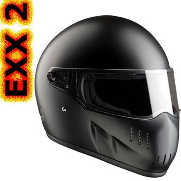 EXX-II 2 Integralhelme mit ECE