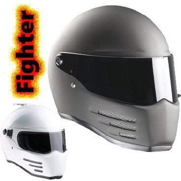 Bandit FIGHTER Integralhelm mit ECE
