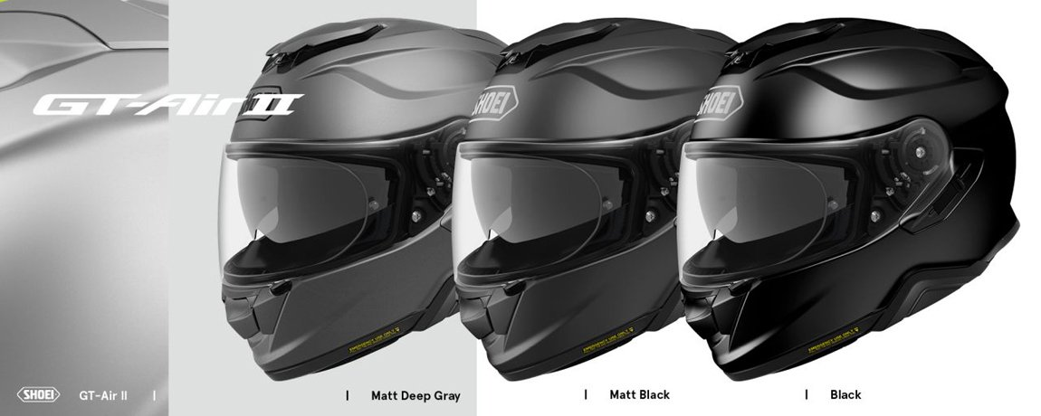 Shoei GT-Air 2 Integralhelme