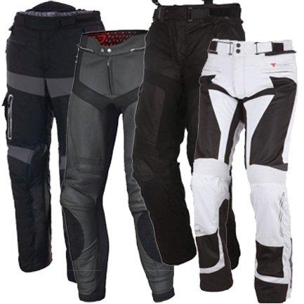 Motorradhosen für den bequemen und sicheren Halt