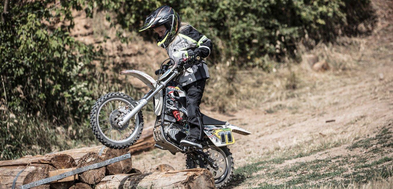 Modeka Mini Racer - Motorradbekleidung für Kinder