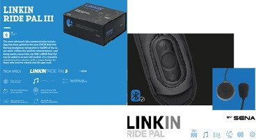 Linkin Ride Pal 3 Headset