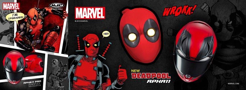 Marvel Helmdekore
