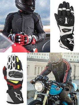 Motorradhandschuhe von Alpinestars