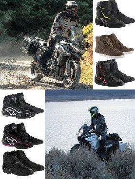 Motorradschuhe von Alpinestars