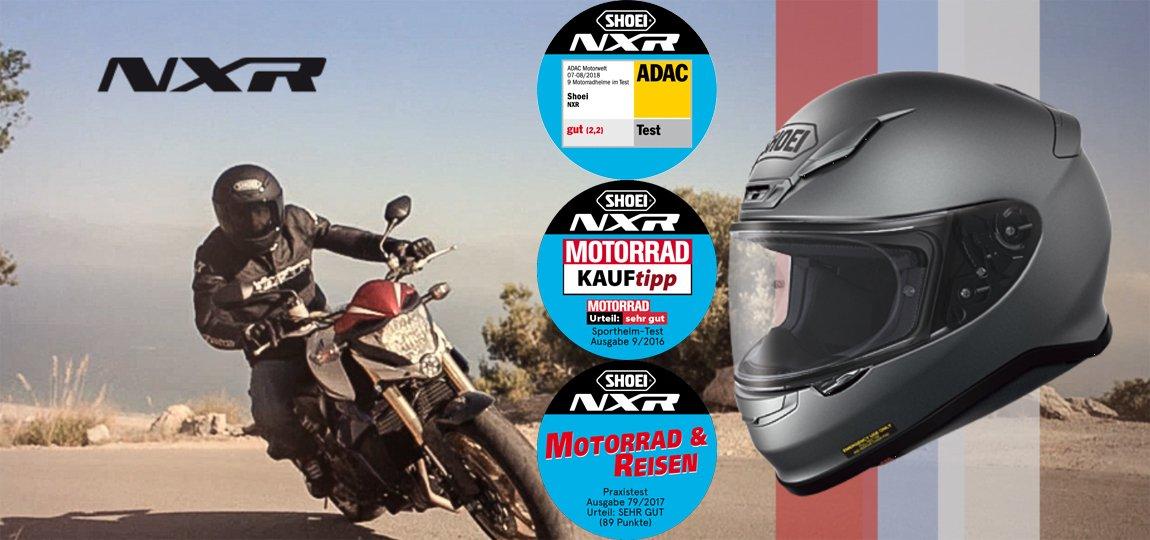 Shoei NXR Sport-Integralhelme