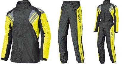 Regenbekleidung für den Motorradfahrer