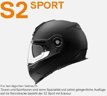 S2 Sport Integralhelme