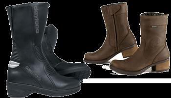 Stiefel und Schuhe für Damen