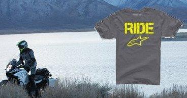 T-Shirts von Alpinestars
