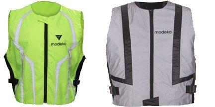 Sicherheitswesten für den Motorradfahrer