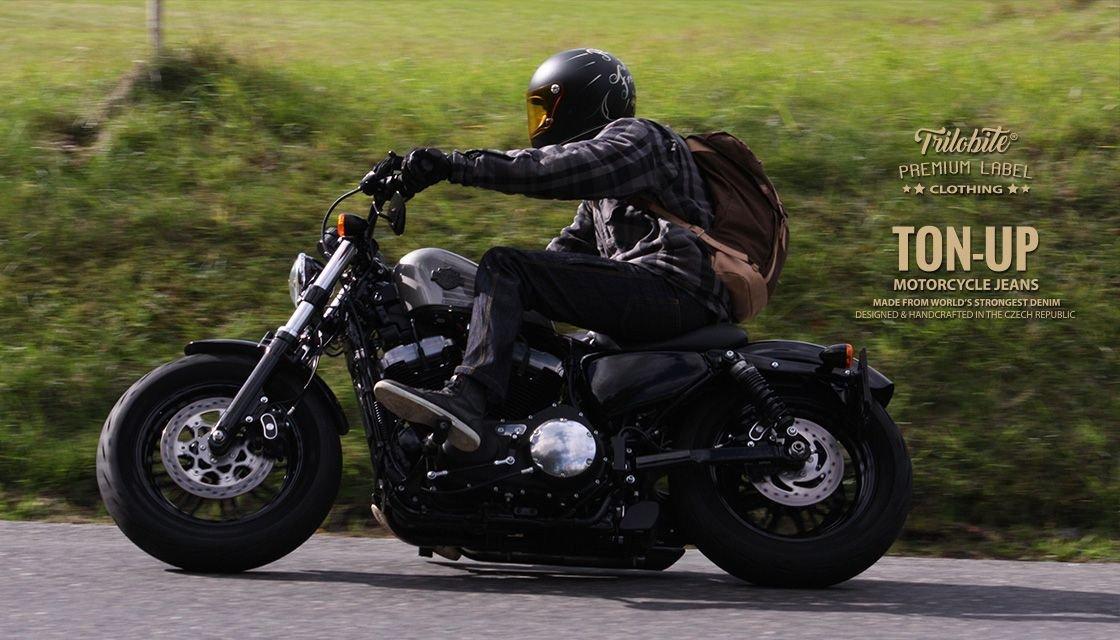 Ton-Up Motorradjeans