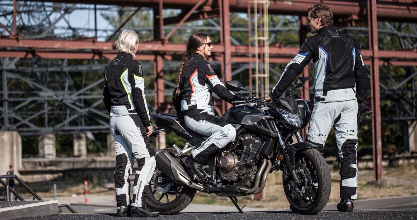 Modeka Touring & Sport Motorradbekleidung für Herren und Damen