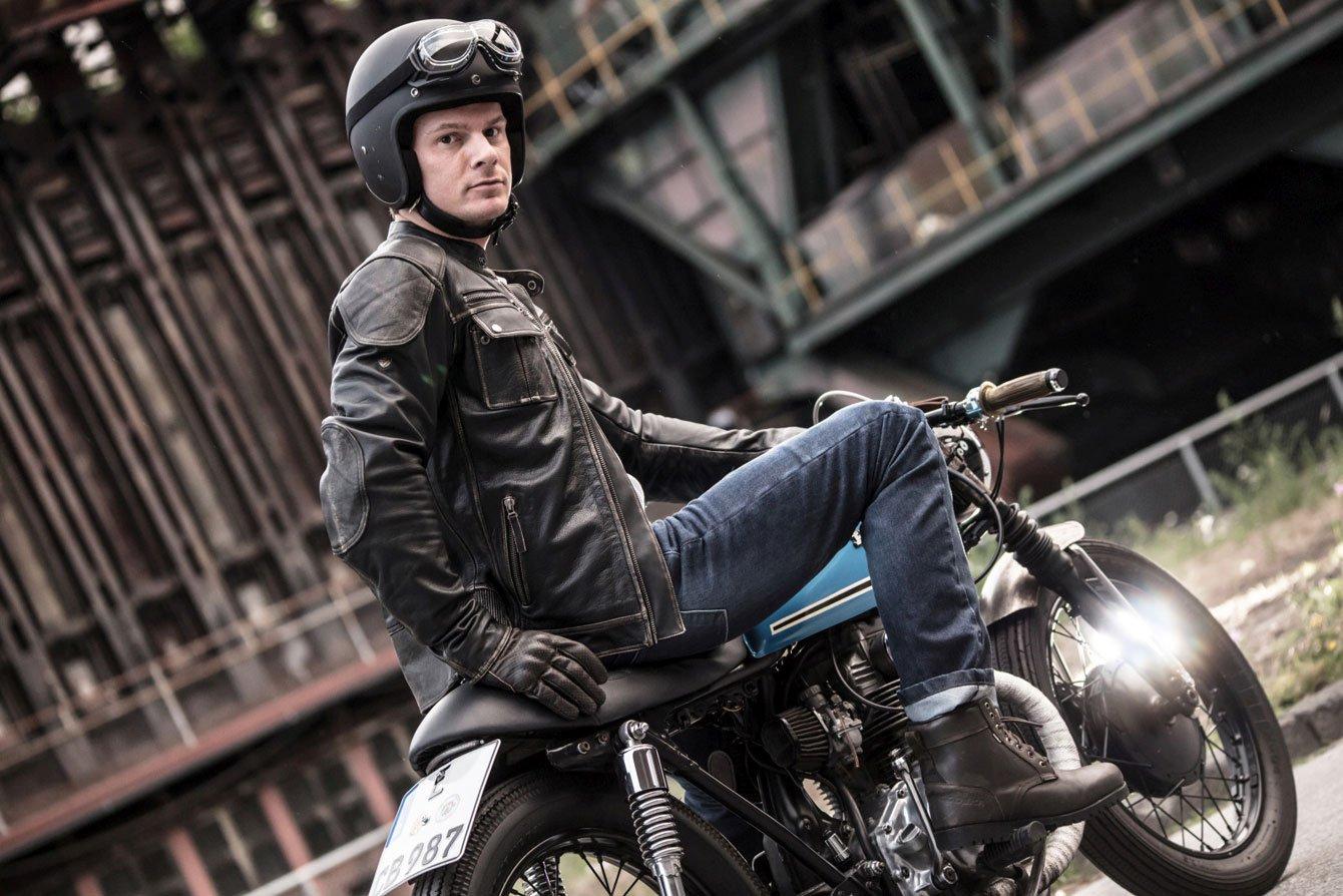 Modeka Urban Wear Motorradbekleidung für Herren und Damen