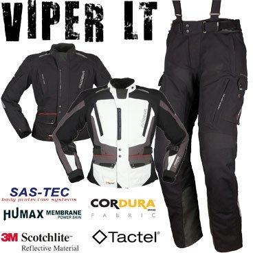 Viper LT Kollektion Jacken und Hosen für Damen und Herren