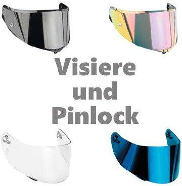 Visiere und Pinlock