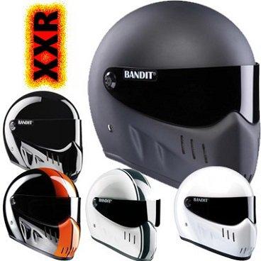 Bandit XXR Integralhelm ohne ECE