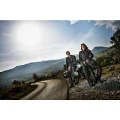 Held Motorrad-Lederjacke COSMO 3.0 mit TFL-Cool-System Clip-In-Technologie und SAS-TEC 3D Protektoren