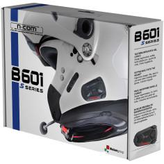Nolan B601 S Motorrad Headset N-COM für Nolan Helme N91 / N90-2 und Grex Helme G9.1 Evolve / G4.2 Pro
