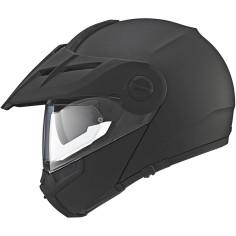 Schuberth Klapphelm E1 Enduro Fiberglas Helm mit Sonnenblende und Pinlock