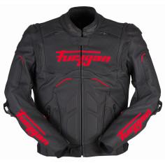 Furygan Sport-Motorradjacke RAPTOR EVO 2 Leder mit herausnehmbarem Thermofutter