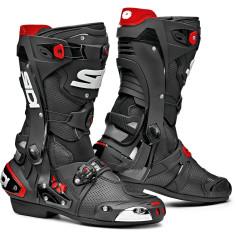 SIDI Motorradstiefel REX AIR perforiert sehr gute Belüftung 3-Schnallen-System mit CE