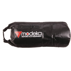 Modeka Gepäckrolle Seesack schwarz 60 Liter wasserdicht stufenlos längenverstellbar