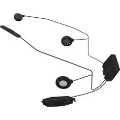 Nexx Headset X-COM 2 Bluetooth Motorrad Kommunikation für X.Vilitur und X.Vilijord