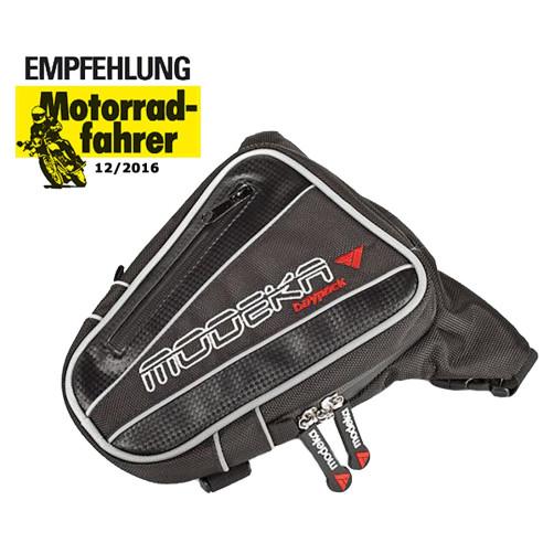 Modeka Beintasche DAYPACK Hüfttasche Reisetasche mit verstellbaren Gurten