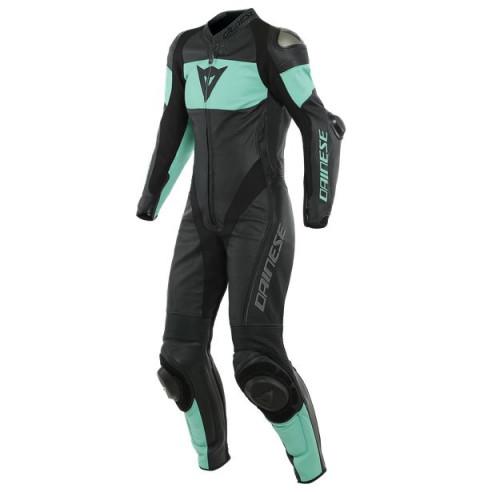 Dainese Damen-Lederkombi IMATRA LADY Einteiler CE mit Protektoren Racing Suit