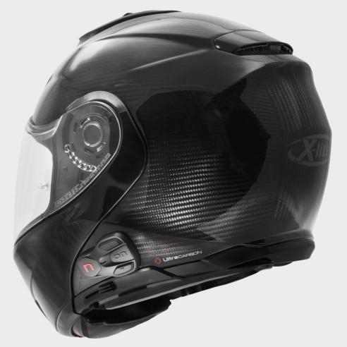 N-COM Headset B902 X für X-Lite Helme X-1005 X-903 X-403 X-1004 X-1003 X-1002 X-702 X-701 und mehr