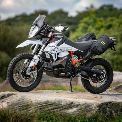 Kriega Montagesystem OS-Base für OS-Taschen an Motorrad KTM 790