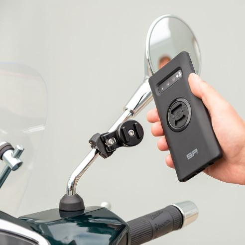 SP Connect 360° Spiegelhalterung MIRROR MOUNT PRO für Motorrad Moped Handy Smartphones