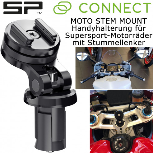 SP Connect Moto Stem Mount