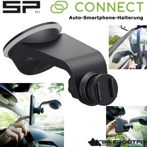 SP Connect Auto Handyhalterung SUCTION MOUNT passend für Moto Bundle