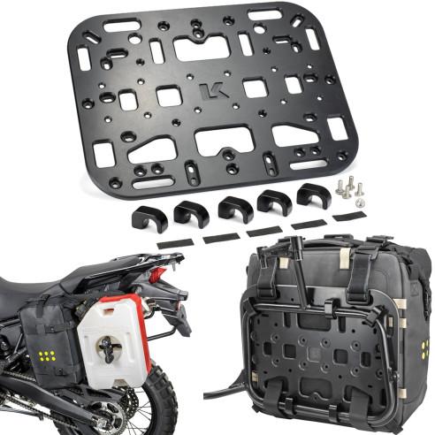 Kriega OS-HALTEPLATTE VERSION 2019 für 16-20 mm Rahmenstärke für OS Overlander-S Koffer