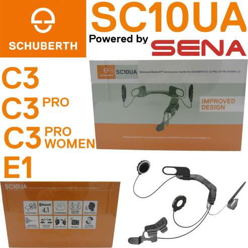 Schuberth Headset SC10UA für E1 / C3 Pro / C3 Basic / C3 Lady / C3 Pro Women