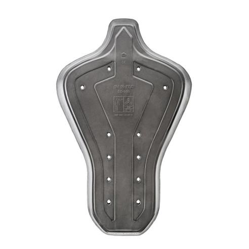 SAS-TEC Rückenprotektor SC-1/16 High-End 3D L540 / B340 / H19 mm mit CE Schutzlevel 2 für Motorradjacken