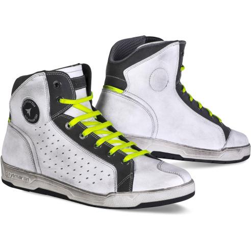 Stylmartin Sneaker SECTOR Motorradschuhe CE mit Mesh und Reflex-Einsätzen