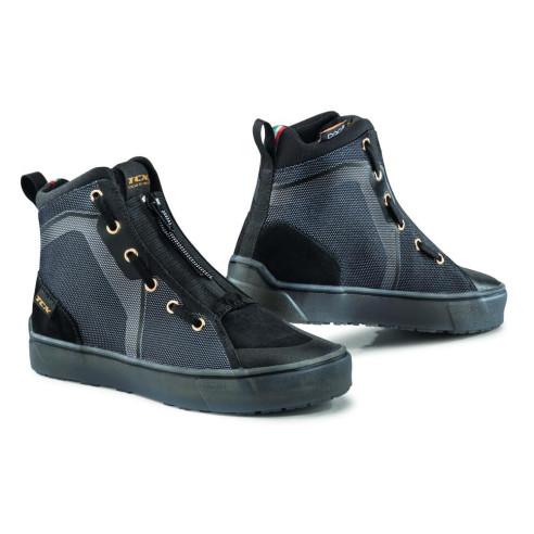 TCX Motorrad Sneaker IKASU LADY WP für Damen CE wasserdicht D3O