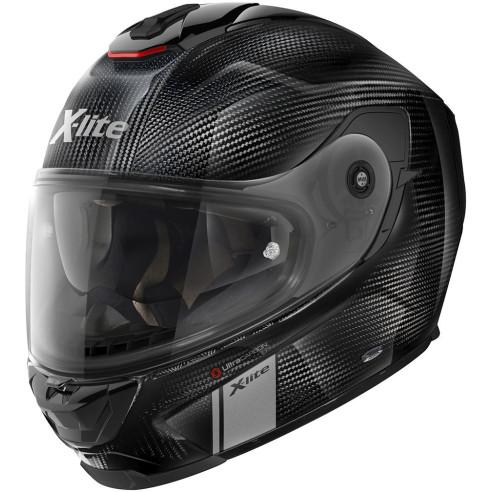 X-Lite Integralhelm X-903 ULTRA CARBON Modern Class High-End Supertouring-Helm Ultra-Wide Pinlock-Visier Sonnenblende