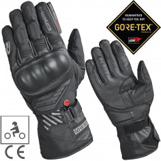 Held Gore-Tex Motorradhandschuhe MADOC MAX Leder Reflex Knöchel- Handballenschutz mit CE