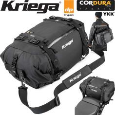 Kriega Motorrad-Hecktasche US Drypack NEU MIT CORDURA US-5 US-10 US-20 US-30